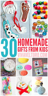 this list of full of crafts and diy homemade gift ideas for