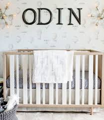 Moon And Stars Crib Bedding Celebrity Nurseries Celebrities Baby Rooms Celebrity Baby Blog
