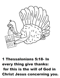 give thanks in all things sunday lesson