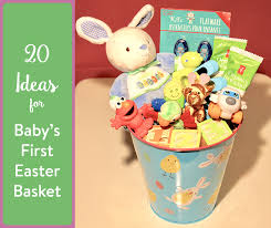 baby s easter gifts 20 ideas for baby s easter basket the inspired home
