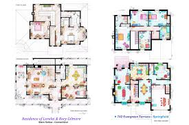 tony soprano s house floor plan house plans