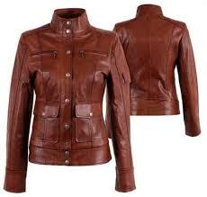 desain jaket warna coklat menerima pesanan jaket kulit dengan desain militer polisi serba