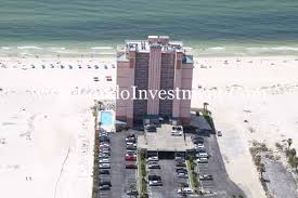 aerial images of royal palms condo in gulf shores al