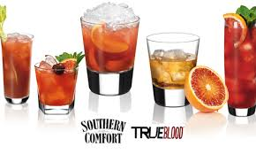 Southern Comfort Drink True Southern Comfort Blood Charming Cocktails
