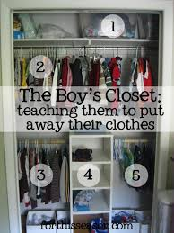 how we organize the kid u0027s clothes kids s organizing and small