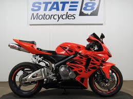 honda 600rr 2003 used inventory state 8 motorcycles
