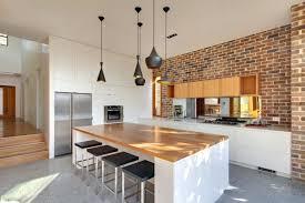 deco cuisine blanc et bois deco cuisine blanc bois la en photos tristao cuisine blanche et bois