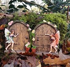 set of 2 sparkle door garden home ornament co uk