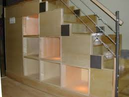 under stair storage pull out great under stair storage ideas