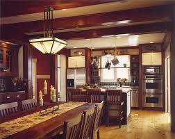 mission style living room tables craftsman style lighting dining room exciting craftsman style dining