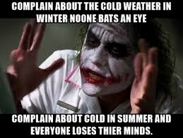 Cold Weather Meme - meme cold weather funniest winter memes steemit