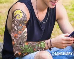 ghost tattoos ghost tattoos etsy
