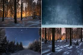 35 beautiful examples of winter photography