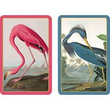 caspari cards audubon birds cards 2 decks included caspari