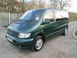 mercedes v 220 2003 mercedes v220 cdi ambiente auto green vito car for sale