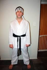 Karate Kid Costume The Karate Kid Costume For My Biggest Customer Yet U2013 My Husband