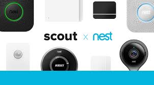 Home Nest by Nest Scout Alarm