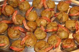 recette cuisine du jour bouchons de crevettes au pesto le p monde de céline