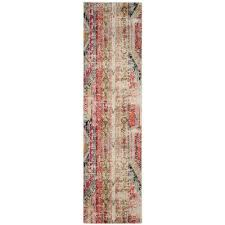 mistana elston abstract multicolor area rug u0026 reviews wayfair
