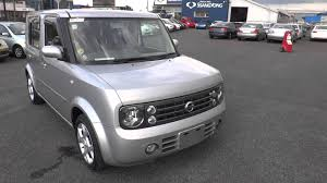 2010 nissan cube interior 2005 nissan cube cubic 7 seater youtube