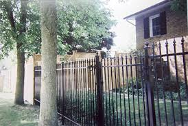 Front Yard Metal Fences - ottawa iron fencing u0026 gates wrought iron fences in ottawa