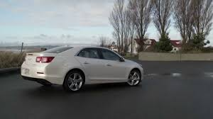 opel malibu 2013 chevrolet malibu turbo ltz youtube