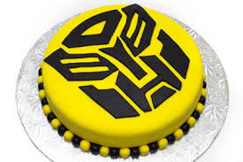 transformer cake creme de la cakes custom cakes cupcakes and decorated baked goods