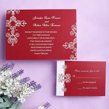 online marriage invitation vintage winter cheap wedding invitations online ewi214 as low