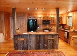 Rustic Bar Cabinet Kitchen Room Fabulous Rustic Basement Finishing Ideas Mini Bar