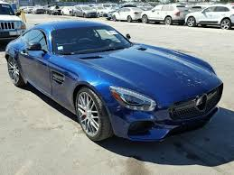 mercedes usa amg 2016 mercedes amg gt s photos salvage car auction copart usa