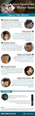 black male haircuts menu 12 best hairstyles infographics images on pinterest man s
