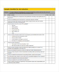 54 examples of checklists in word doc format