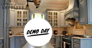 green chalk paint kitchen cabinets demo day how to paint your kitchen cabinets with chalk