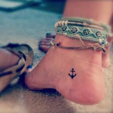 50 cute and small ankle tattoos design and ideas
