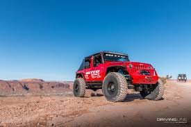 moab jeep safari 2017 2017 bucket list truck u0026 off road events drivingline