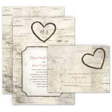 rustic wedding invitations cheap rustic wedding invitations s bridal bargains