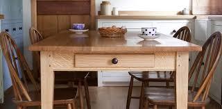 Matthew Wawman Cabinet Maker Bespoke Kitchen Maker And Designer - Kitchen table with drawer