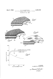 patent us3390750 friction element having a layer of porous