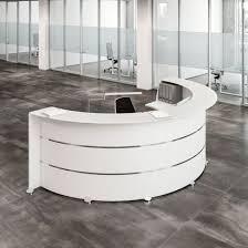 White Reception Desk Reception Desks