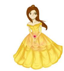 princess belle checker bee deviantart