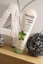 favorite essentials for the perfect spa night what i love about the aveeno positively radiant 60 second in shower facial is that you can do it right in the shower which is 4x faster than at home