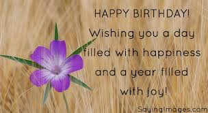 Happy Birthday Quotes Happy Birthday Quotes Sayingimages Com