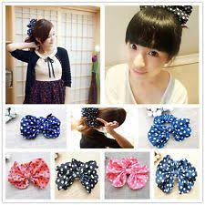 korean headband hot korea korean rabbit ear ribbon chiffon headband