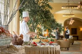 hotel galvez sunday brunch is a tradition not to be missed