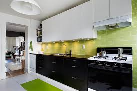 backsplash for black and white kitchen kitchen backsplash ideas a splattering of the most popular colors