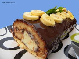 comment cuisiner la mascarpone swiss roll with nutella mascarpone and bananas an