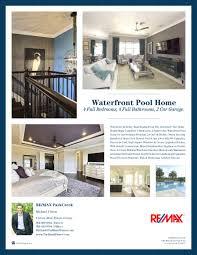 parkland miralargo crescent 4 beds 4 baths 2 car garage waterfront