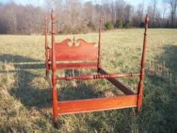 Four Poster Bed Frame Queen by Deliver A Antique Four Poster Queen Bed Frame To Alexandria