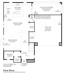 Historic Italianate Floor Plans Lexington At Parkside The Acadia Home Design