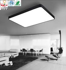 aliexpress com buy led ceiling lamp rectangular living room